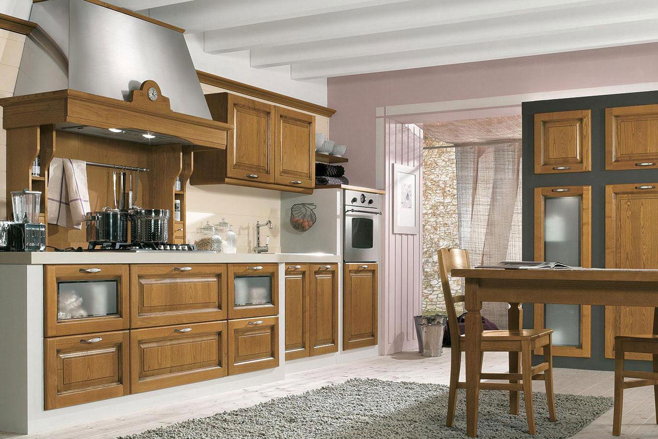 Cucina classica Diana di Arredo3 da righetti mobili a Novara Piemonte