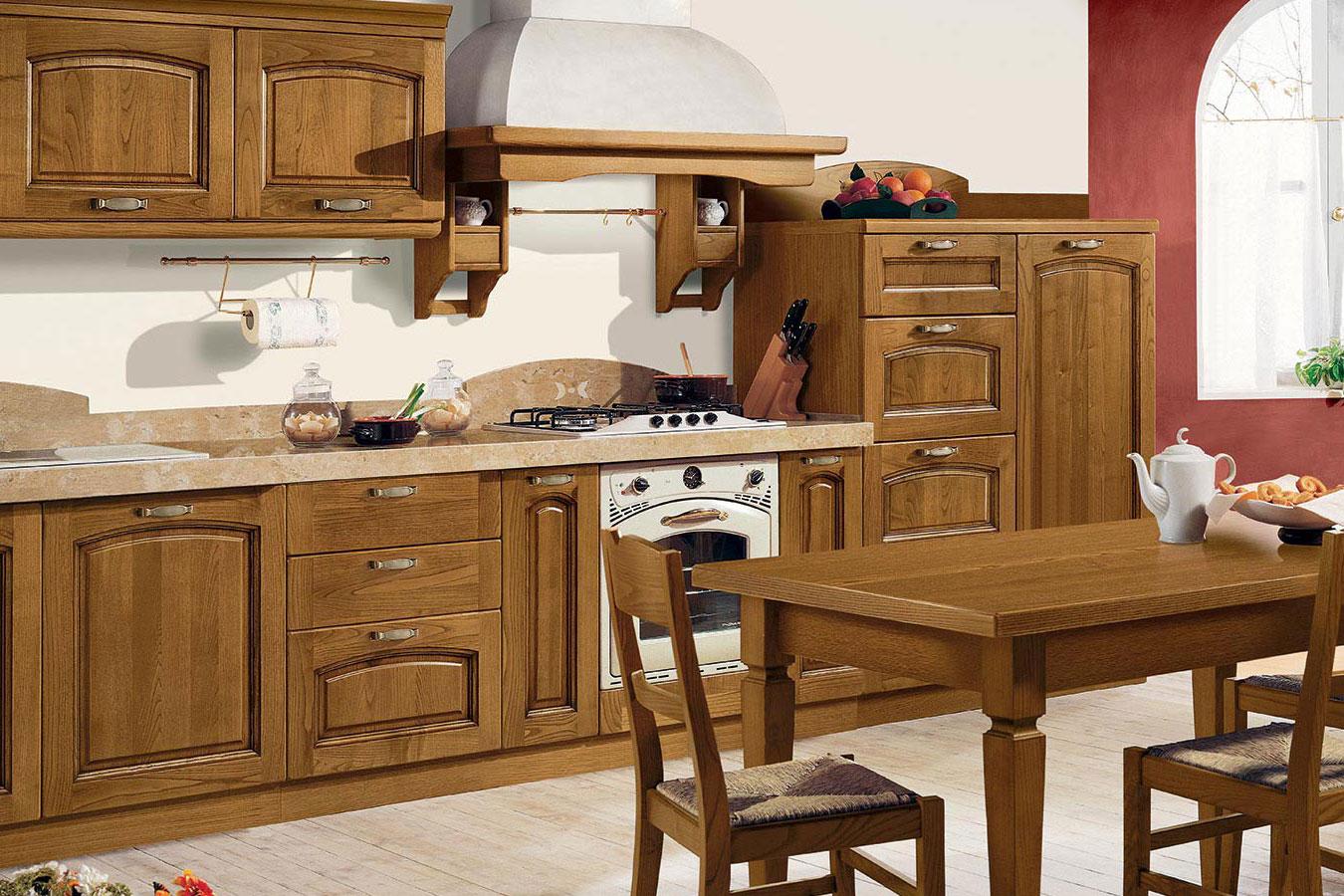 Cucina classica emma di arredo3 righetti mobili novara - Arredamento cucina classica ...