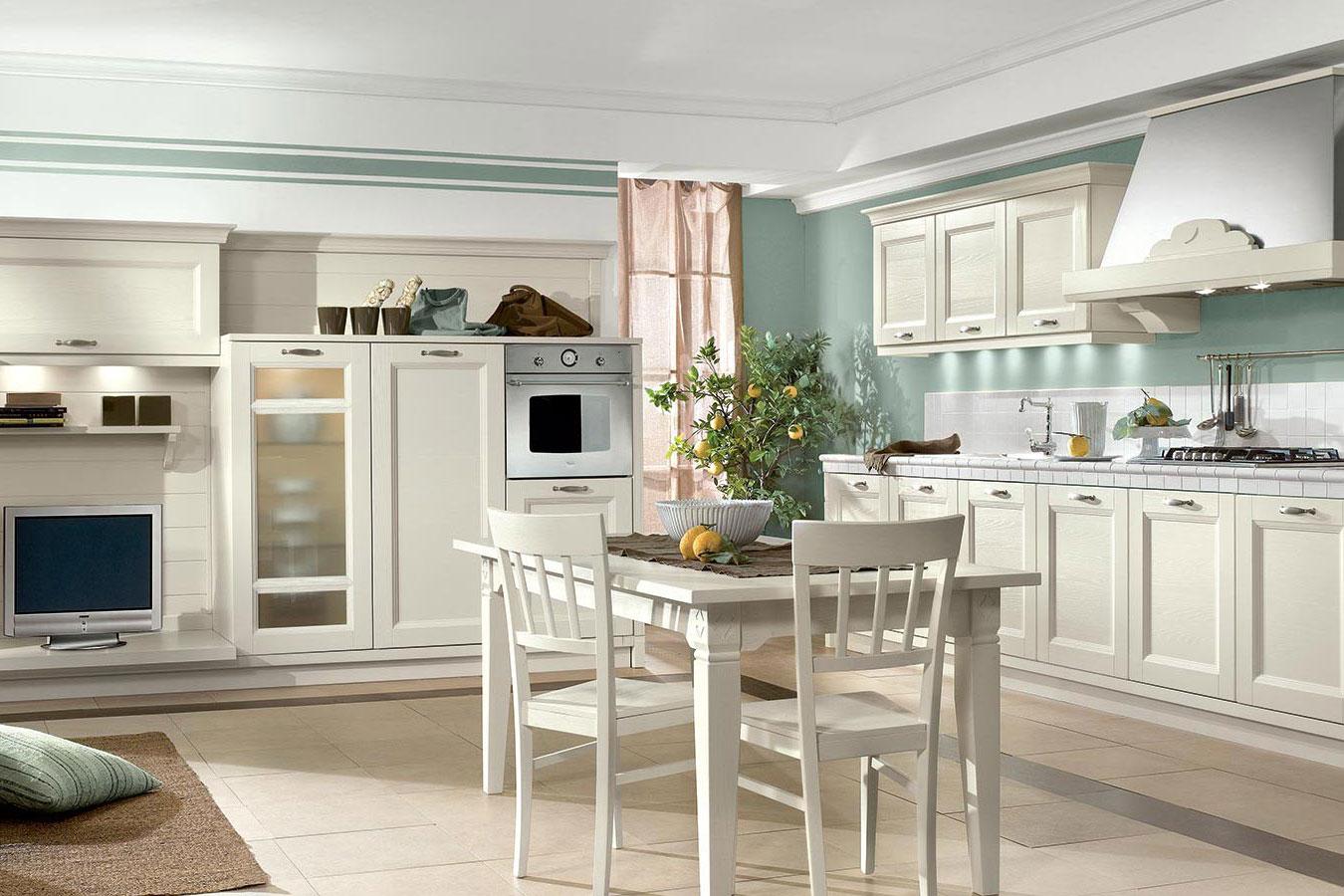 Arredo cucina classica stunning beautiful catalogo cucine - Idee arredo cucina classica ...
