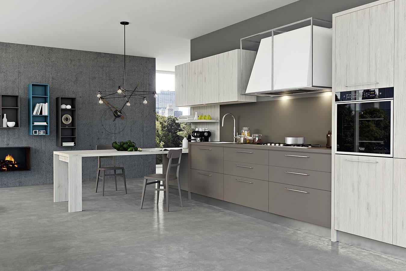 Cucina KALÌ di Arredo3 - Righetti Mobili Novara