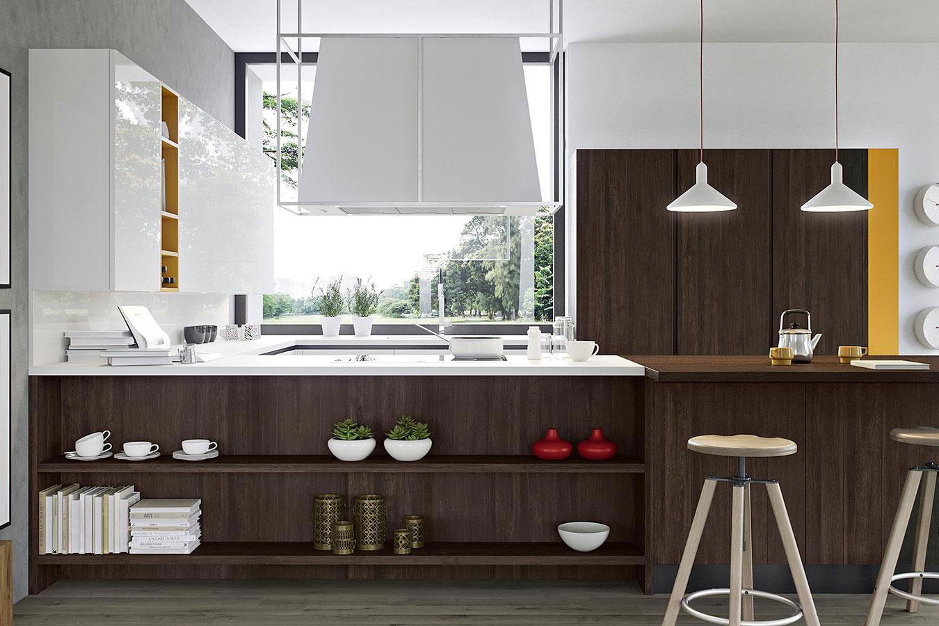 Cucina kal di arredo3 righetti mobili novara for Mobili novara