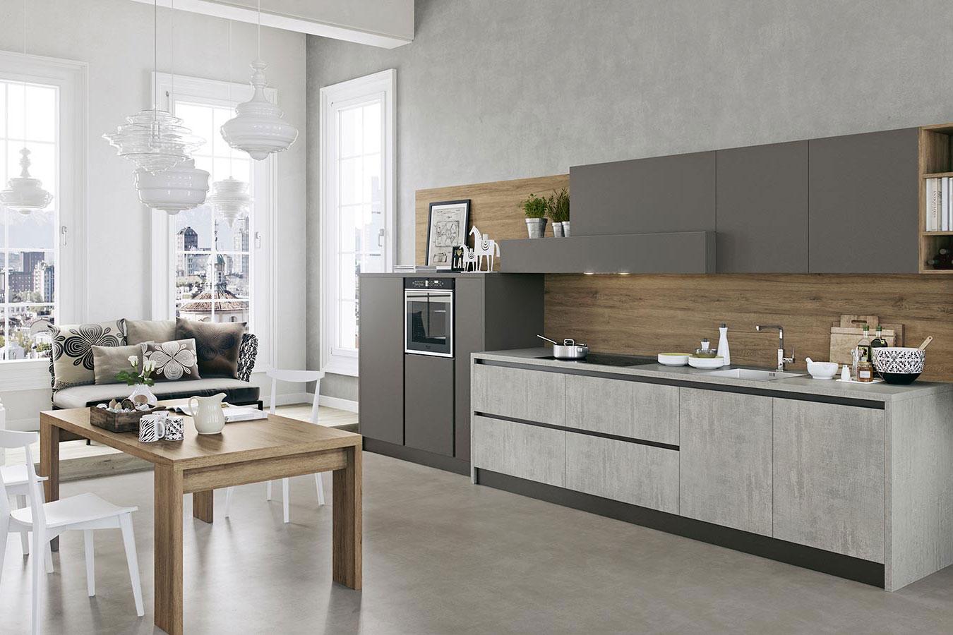 Cucina Kalì di Arredo3 da righetti mobili a Novara Piemonte