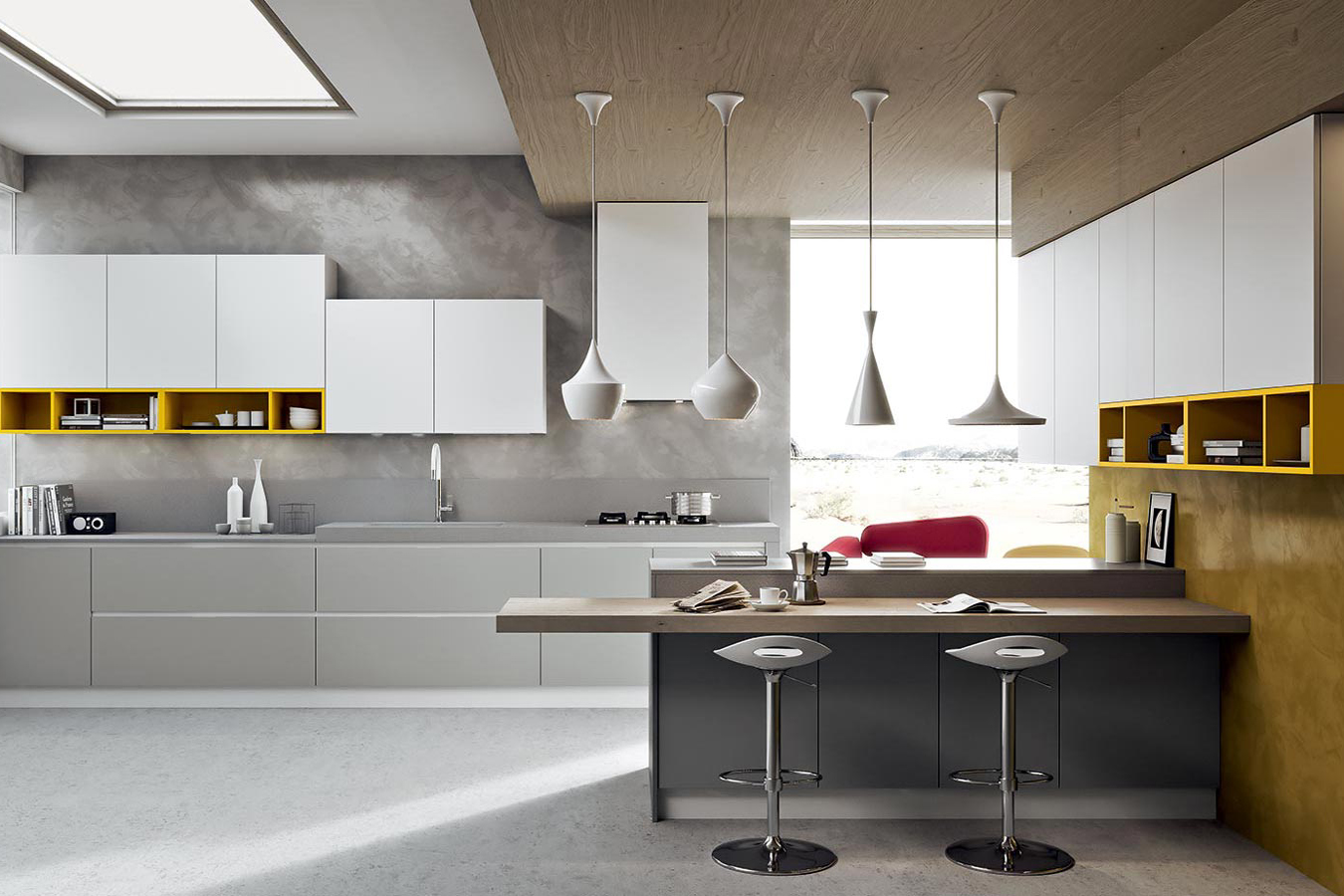 Cucina Luna di Arredo3 da righetti mobili a Novara Piemonte