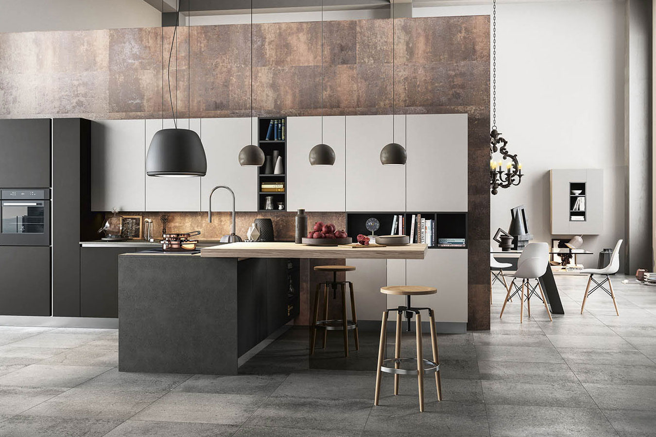 Cucina Time di Arredo3 da righetti mobili a Novara Piemonte