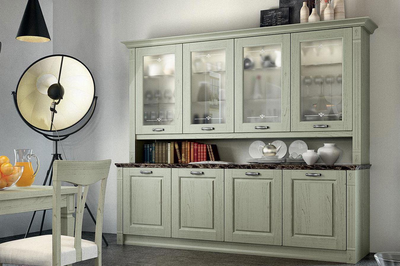Cucina classica verona di arredo3 righetti mobili novara for Arredamento piemonte