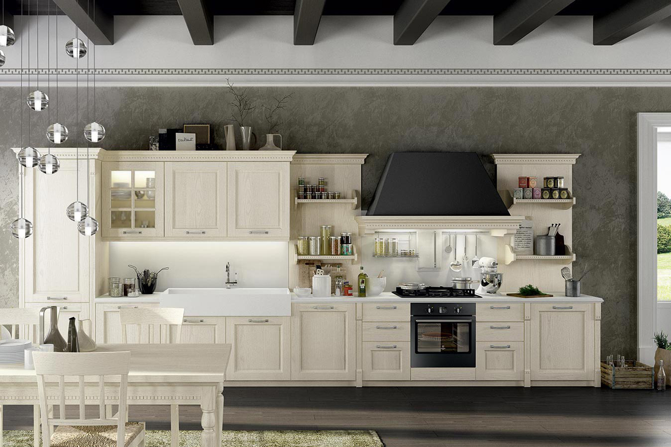 Beautiful arredo cucine classiche gallery for Mobili novara