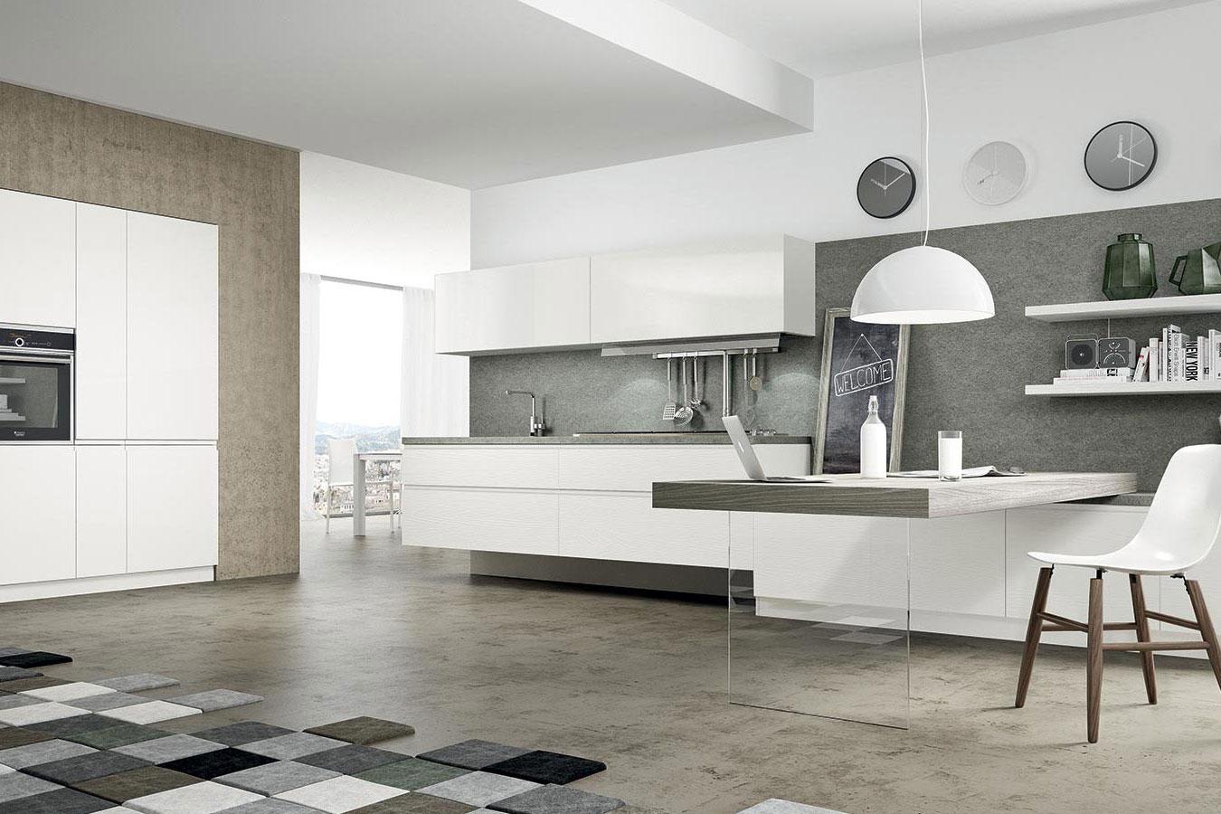 Cucina wega di arredo3 righetti mobili novara for Mobili cucine moderne componibili