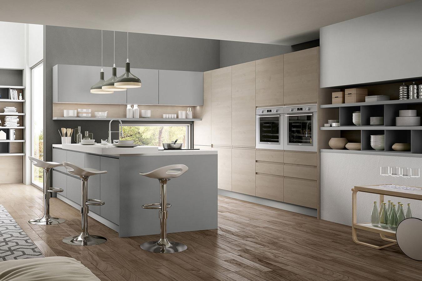 Cucina wega di arredo3 righetti mobili novara for Mobili arredo cucina