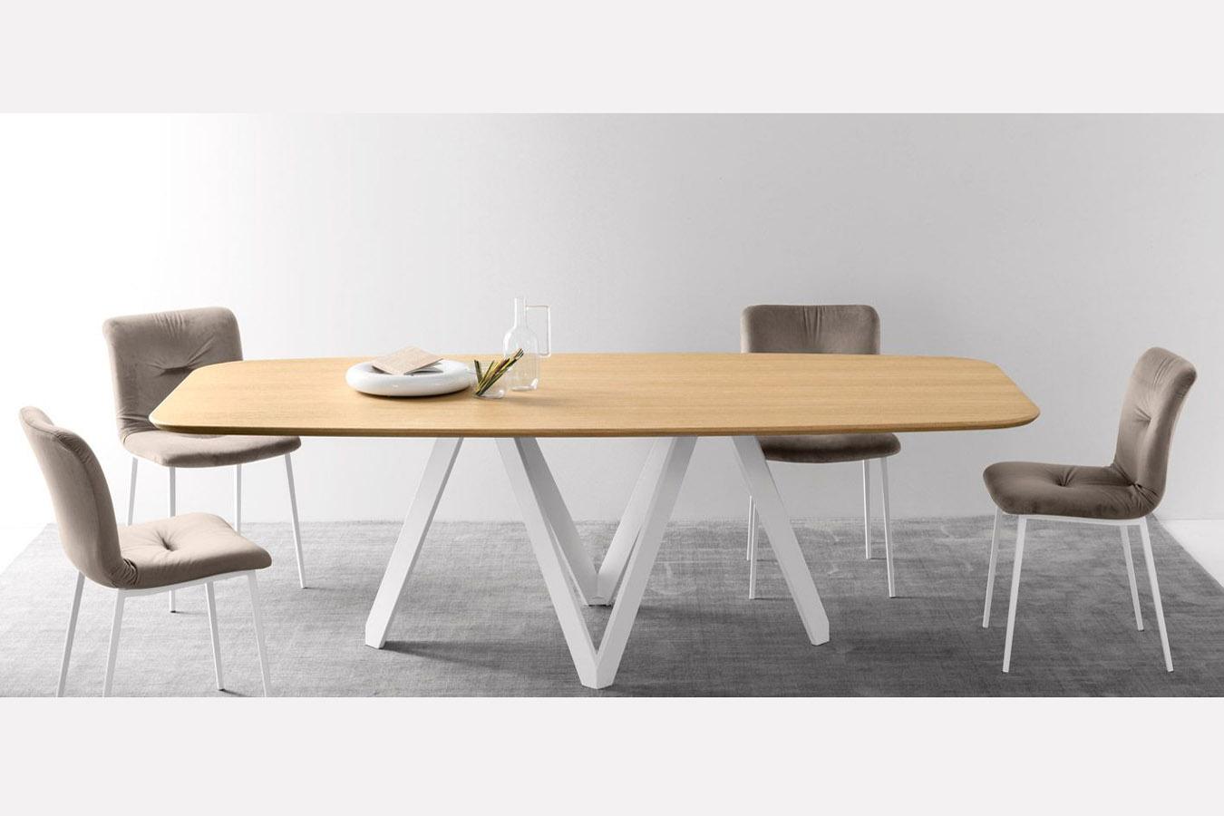 Tavolo Cartesio di Calligaris da righetti mobili a Novara