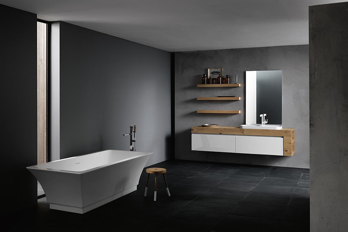 Arredo bagno programma ink righetti mobili novara - Mobili del bagno ...