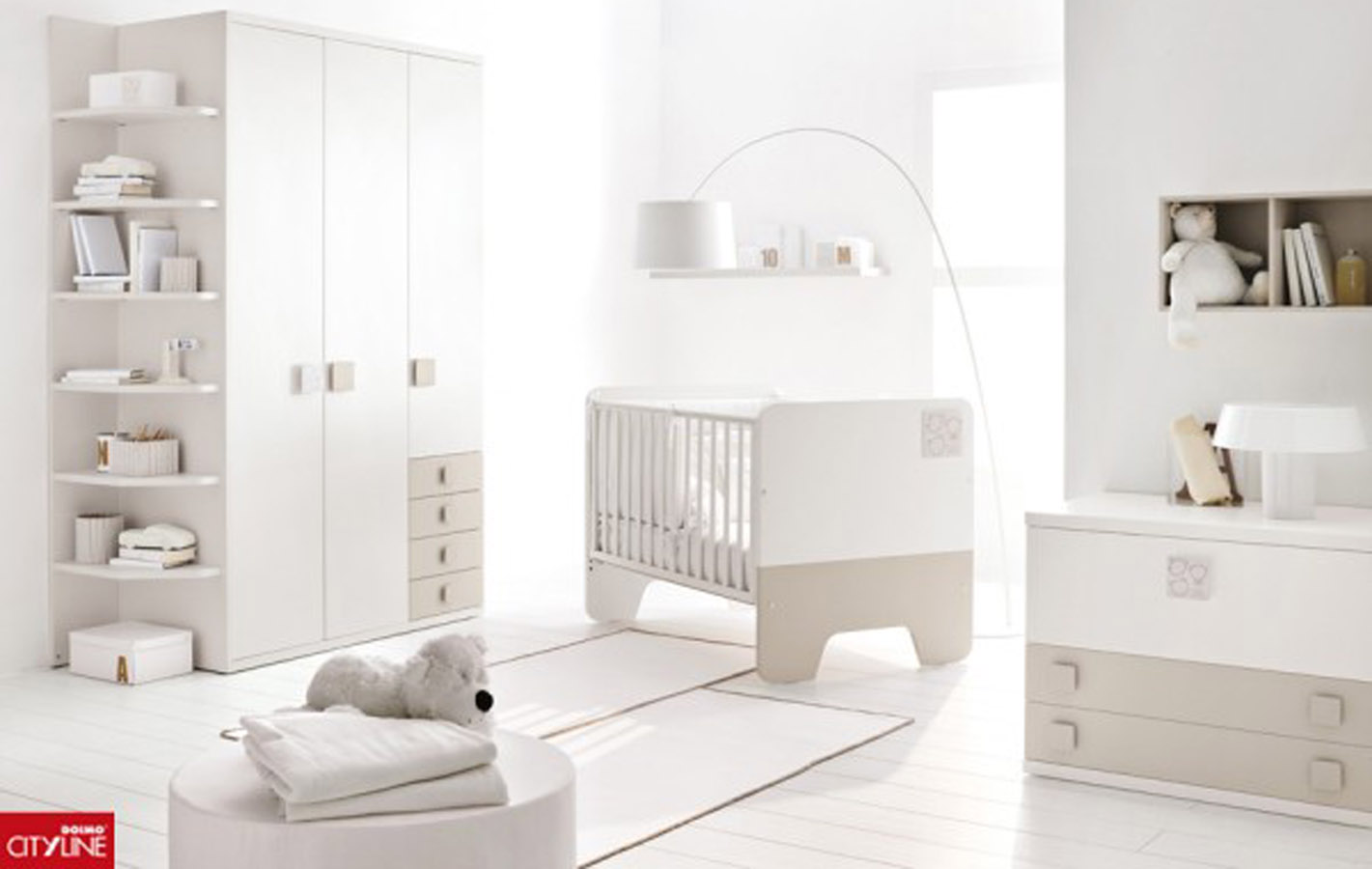 Camerette per bebè Doimocityline