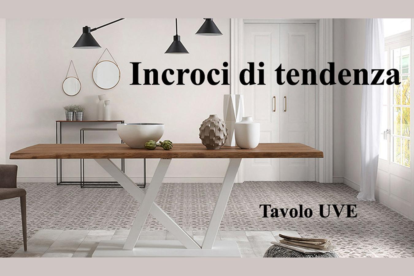 Tavolo Uve di La Forma da righetti mobili a Novara