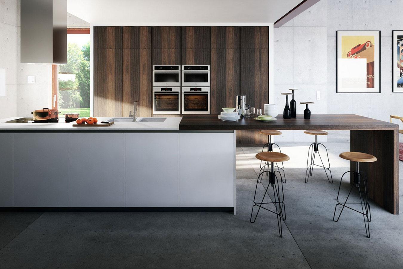 Cucina velvet di gd arredamenti righetti mobili novara for Cucine e arredi novara