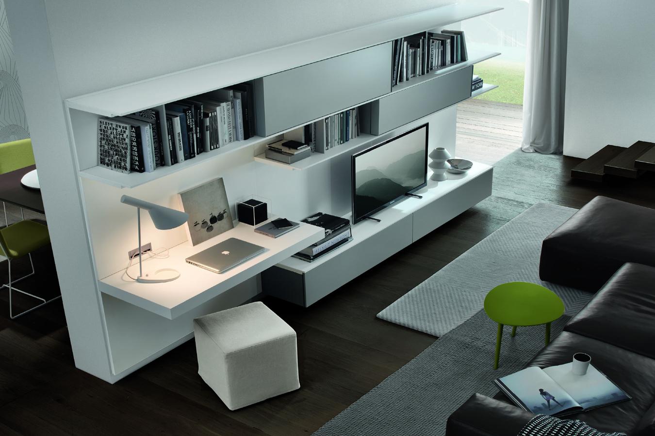 Emejing mobili soggiorno online pictures house design for Arredamento design online