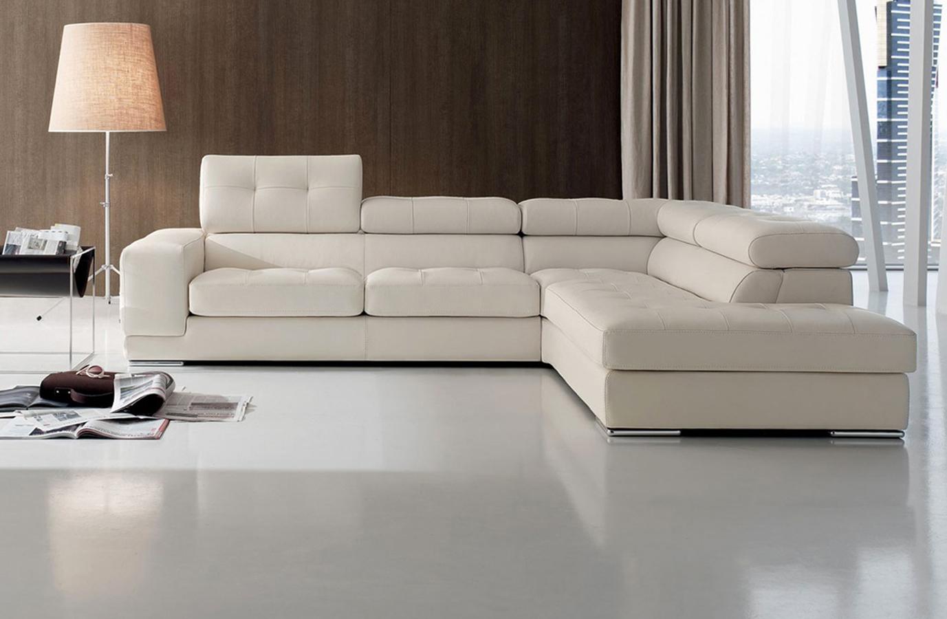Marinellihome-divano-Floor-moderno-design-stoffa-pelle-ecopelle ...
