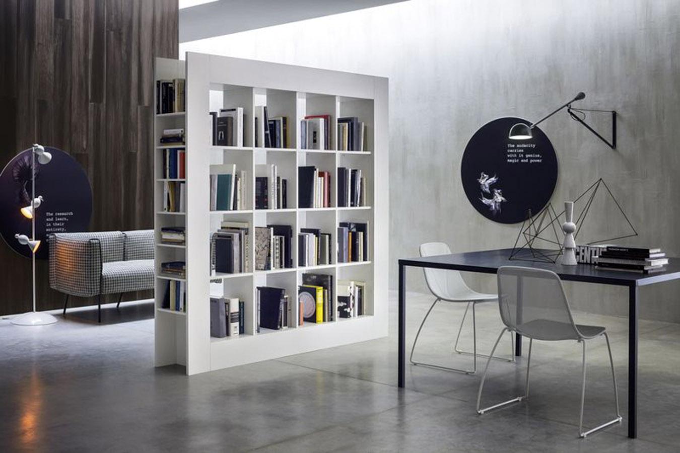 Libreria Frame di Novamobili da righetti mobili a Novara