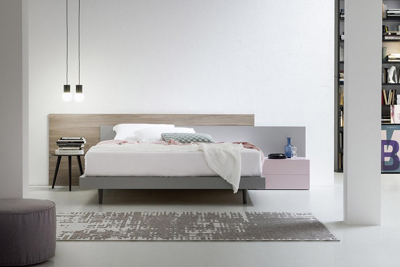 Boiserie per camera di pianca righetti mobili novara - Camera da letto con boiserie ...