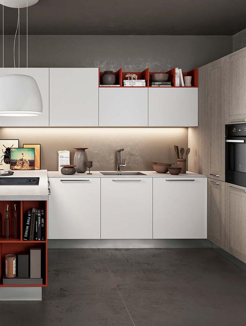 Righetti mobili novara cucine e arredamenti dal 1935 for Mobilia cucine