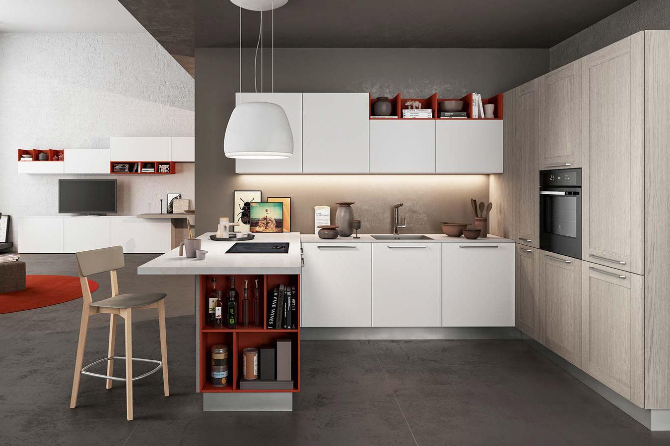Cucina-moderna-promozione-prezzo-economico-cloe-Arredo3-2-righetti ...