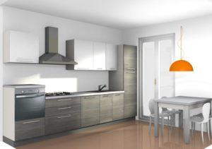 Cucina CLOE - Qualità a prezzo di fabbrica - Righetti Mobili Novara