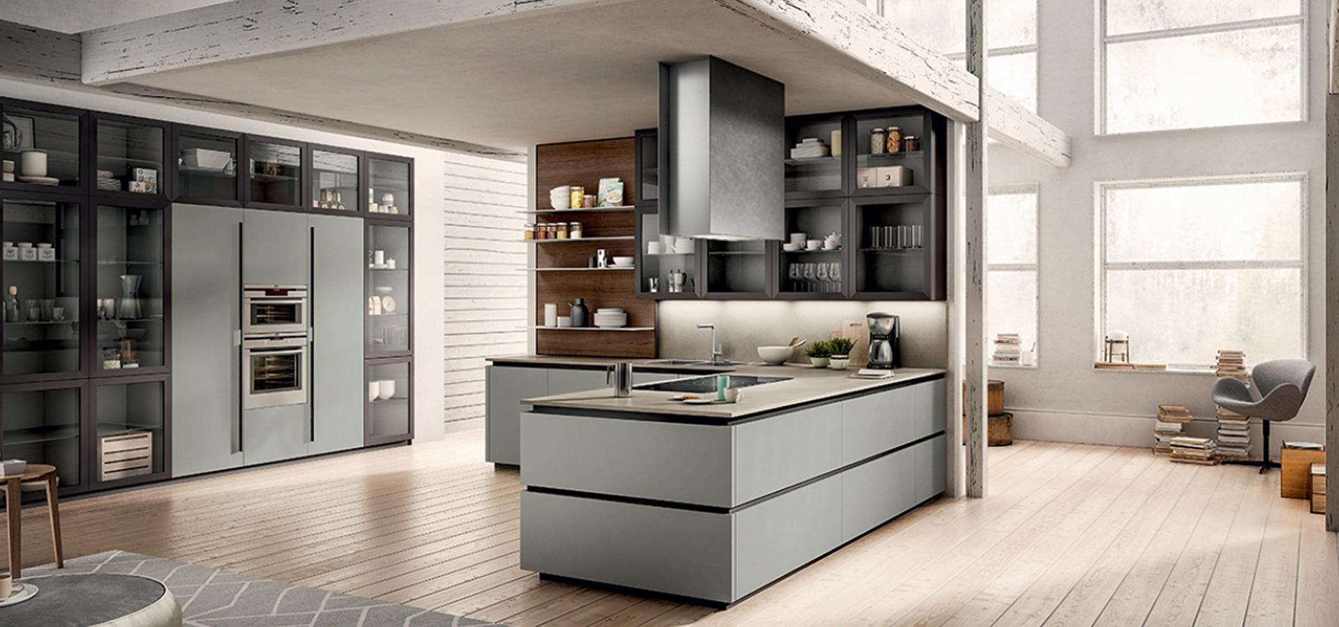 Cucina Zetasei di Arredo3 da righetti mobili a Novara Piemonte