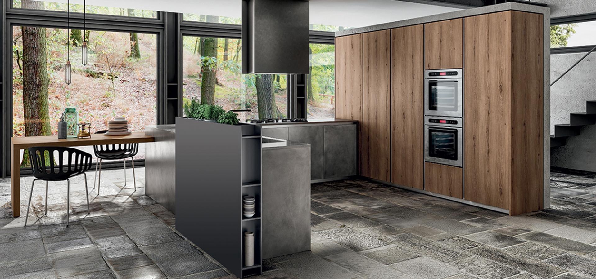 Arredo3-Cucina-Zetasei-3-moderna-design-componibile-angolo-cottura ...