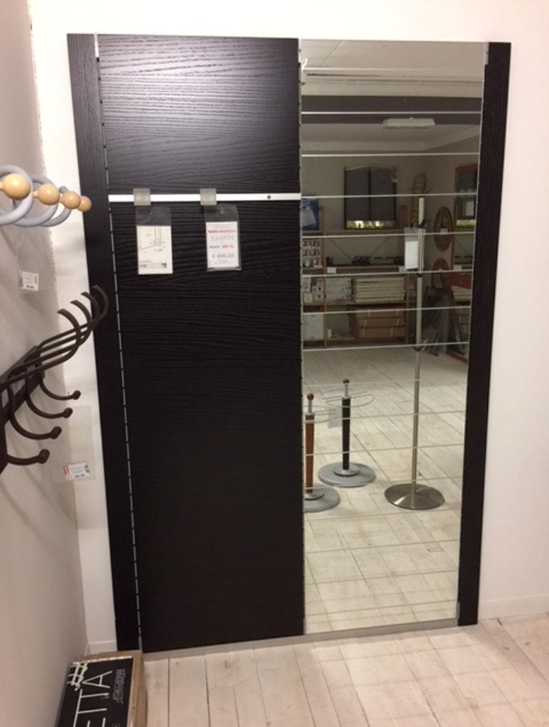 Mobile ingresso in wengè rovere moro da righetti mobili Novara