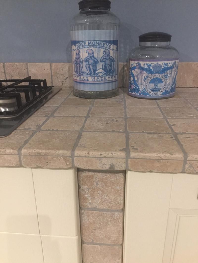 cucina-classica-bianca-muratura-scontata-4 - Righetti Mobili ...