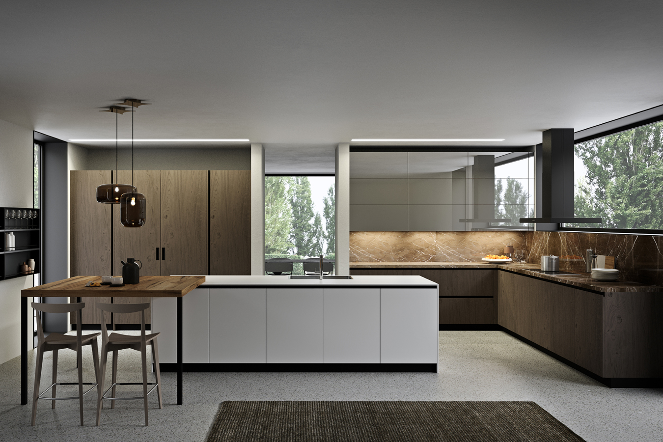 Cucine Moderne Righetti Mobili Novara